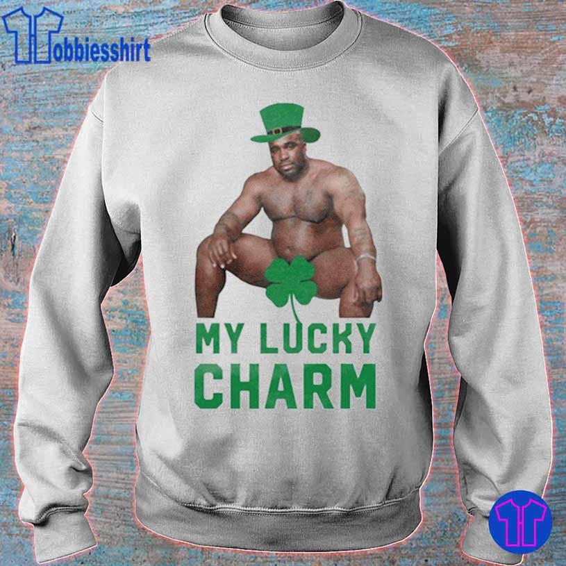 My Lucky Charm St. Patrick's Day Shirt sweater