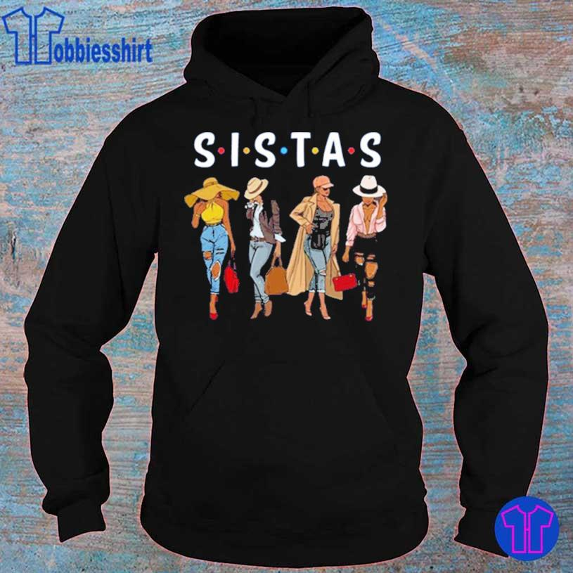 Sistas Afro Women Together Shirt hoodie