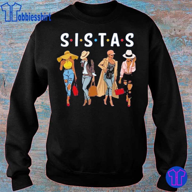 Sistas Afro Women Together Shirt sweater