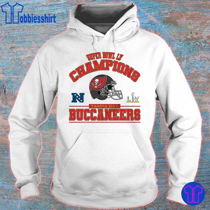 Super Bowl LV champions Tampa Bay Buccaneers s hoodie