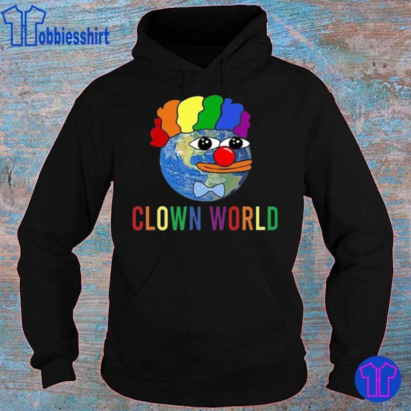 Clown World Clown Pepe Honk Honk Shirt hoodie