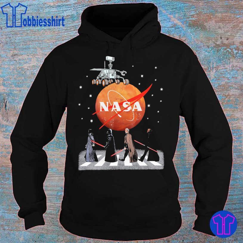 Darth Vader Nasa abbey Road hoodie