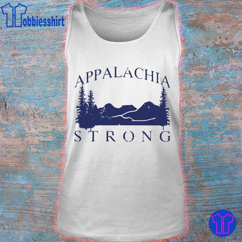 Mountain Appalachia Strong Shirt tank top
