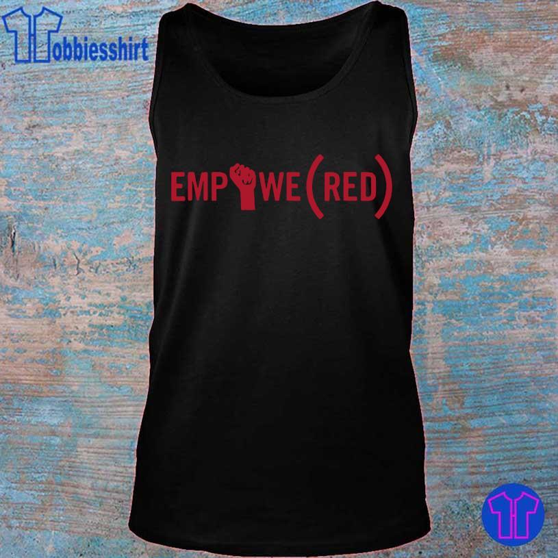 (RED) Originals International Women's Day EMPOWE(RED) Shirt tank top