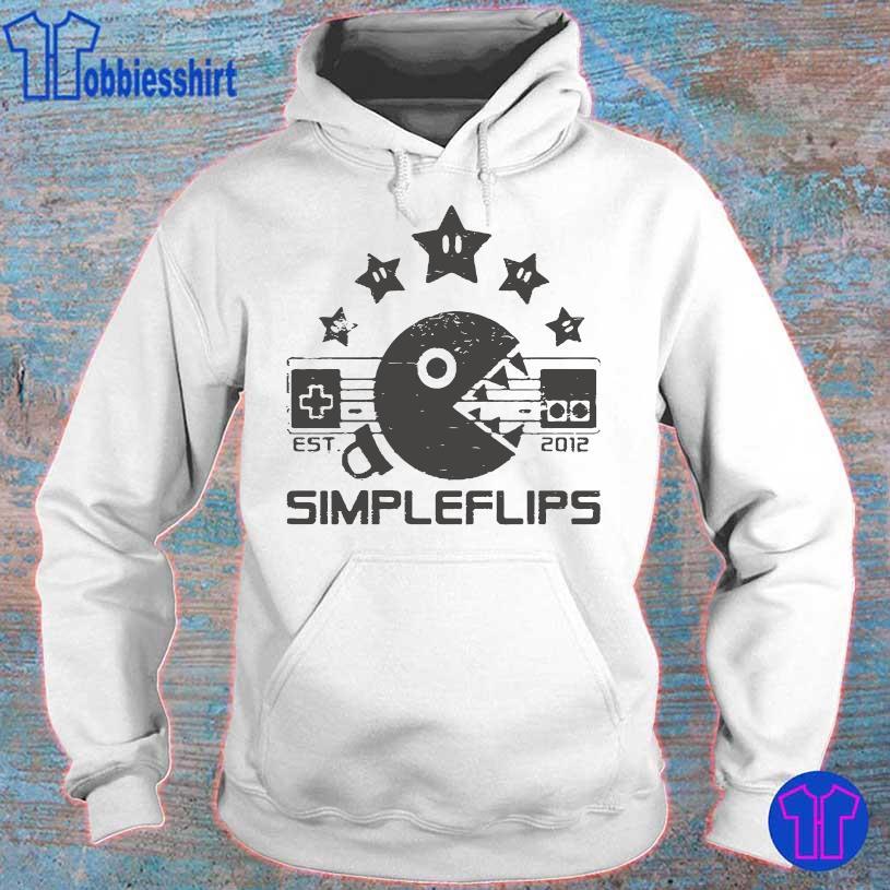Simpleflips Discord Shirt hoodie