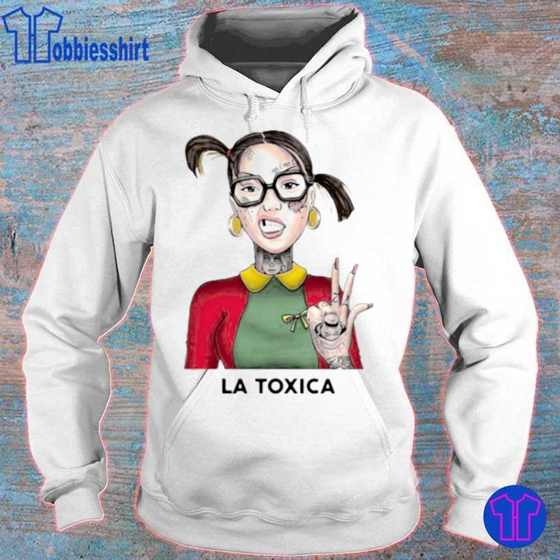 La Toxica Loteria Shirt hoodie