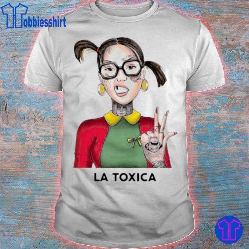 La Toxica Loteria Shirt