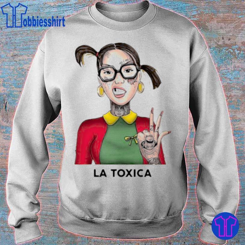 La Toxica Loteria Shirt sweater