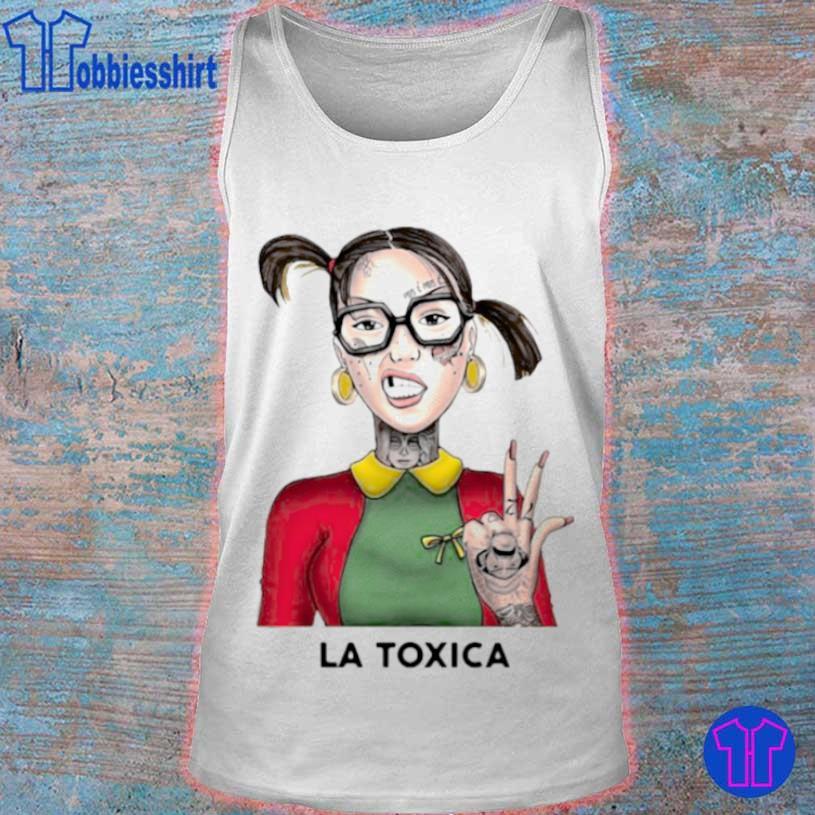 La Toxica Loteria Shirt tank top
