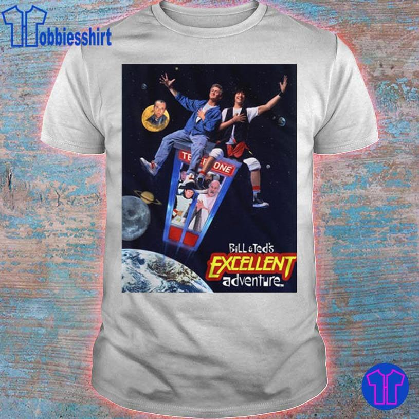 Billo Ted's Excellent Adventure shirt