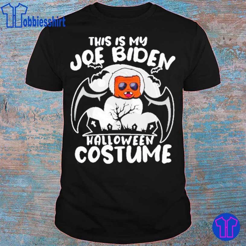 Halloween 2021 This is my Joe Biden costume shirt