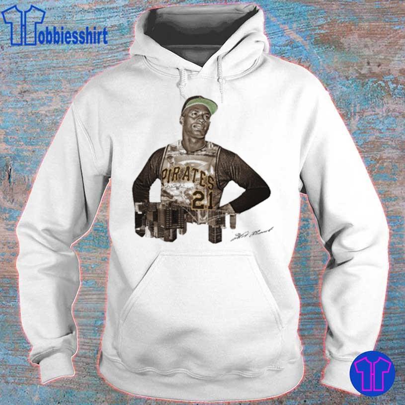 Roberto Clemente Day 2021 Shirt hoodie
