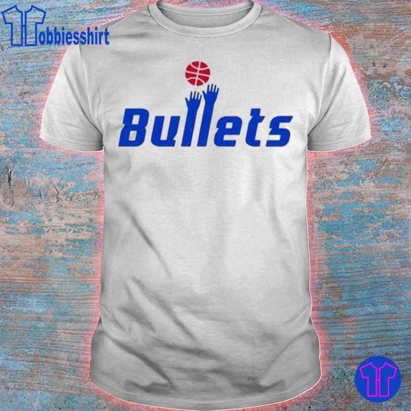 Trending Washington Bullets shirt