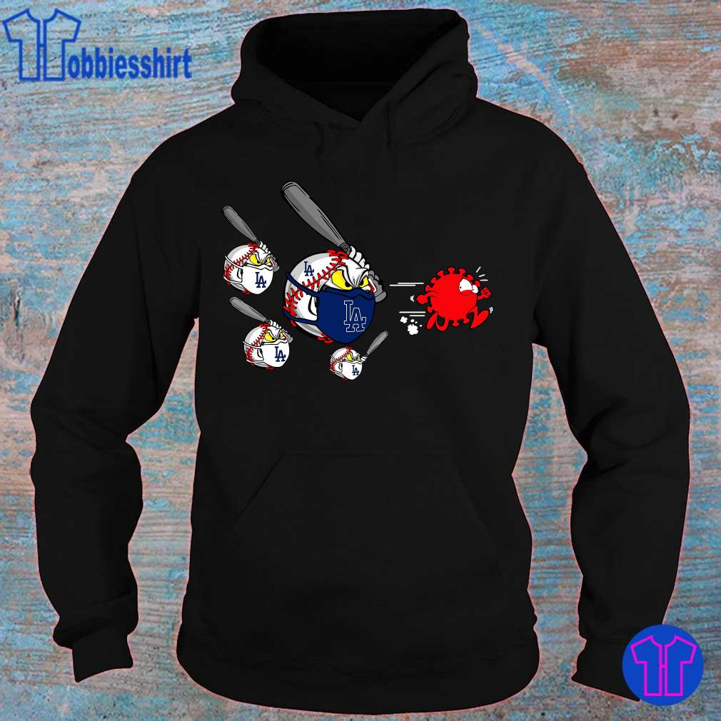 Official Baseball Los Angeles Dodgers coronavirus s hoodie