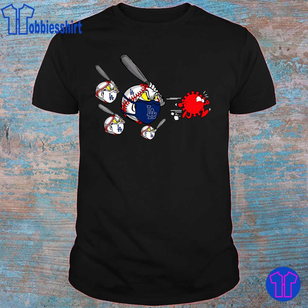 Official Baseball Los Angeles Dodgers coronavirus shirt
