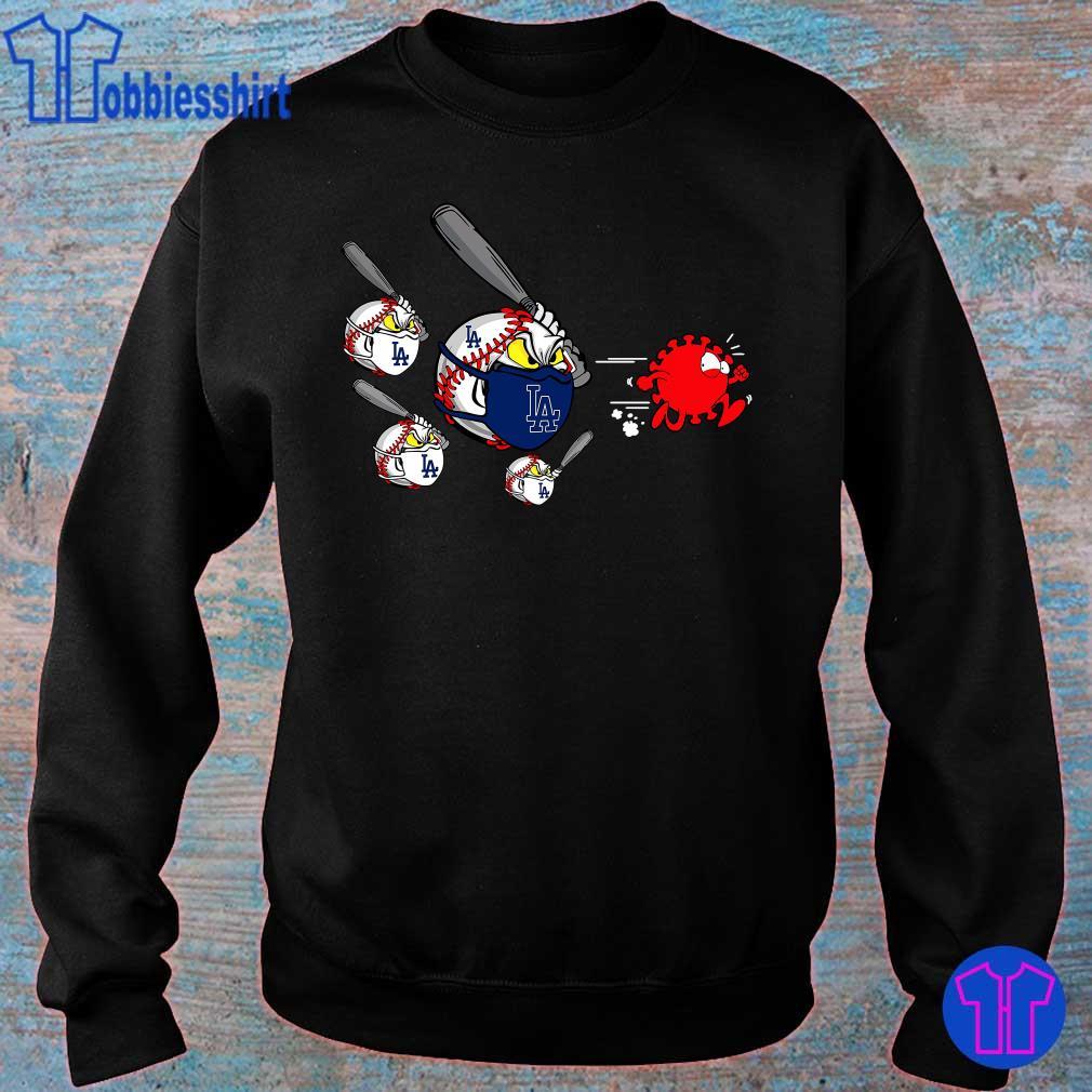 Official Baseball Los Angeles Dodgers coronavirus s sweater
