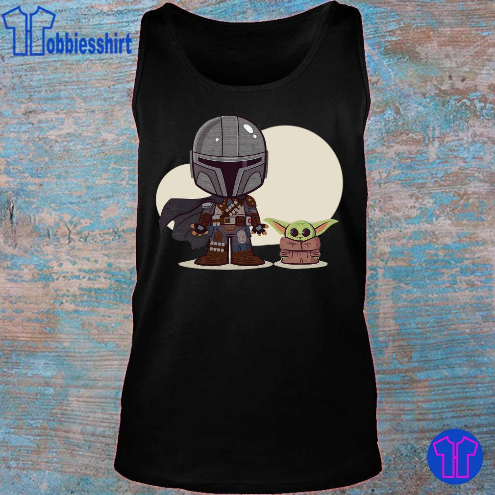 Official ONE MANDO AND A BABY SHIRT tank top