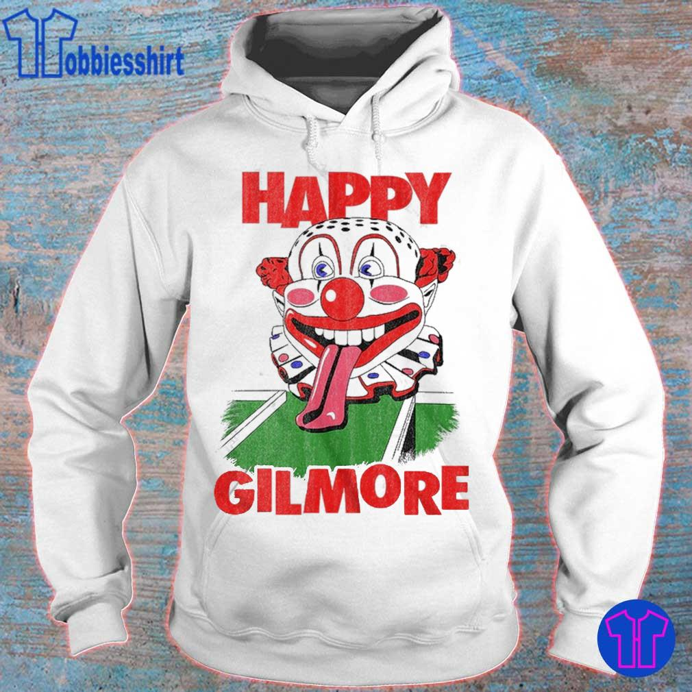 Mini Golf Clown Happy Gilmore s hoodie