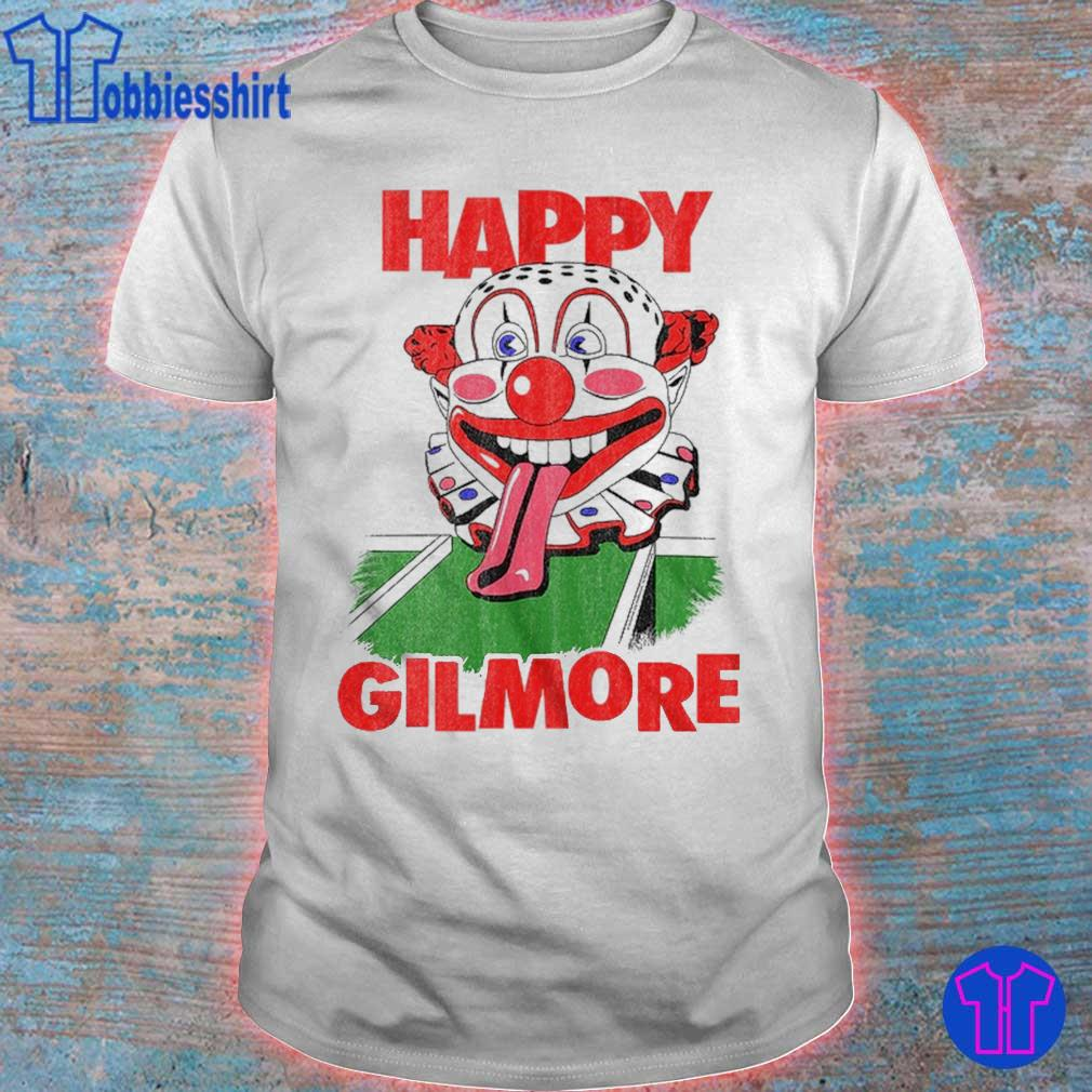 Mini Golf Clown Happy Gilmore shirt