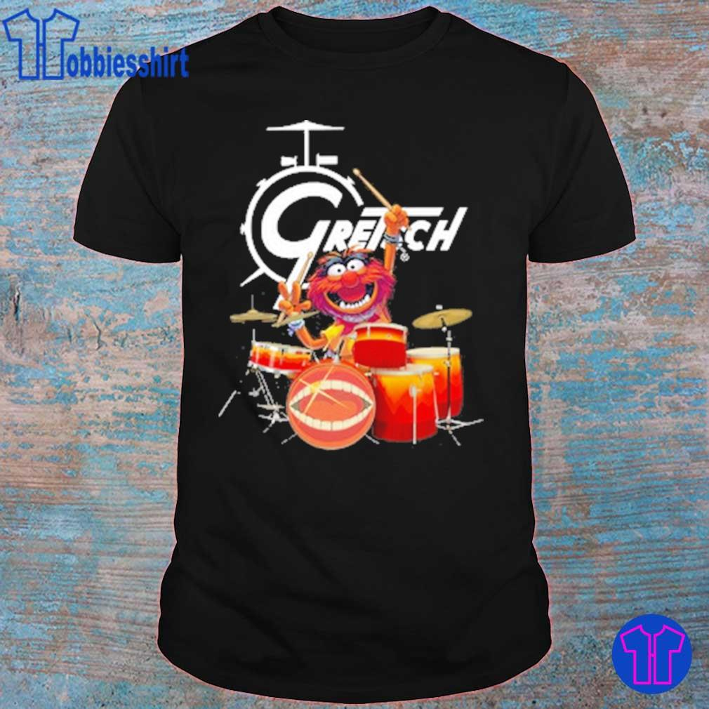 Muppet Drum Gretsch Shirt
