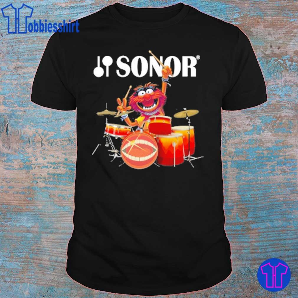 Muppet Drum Sonor Shirt