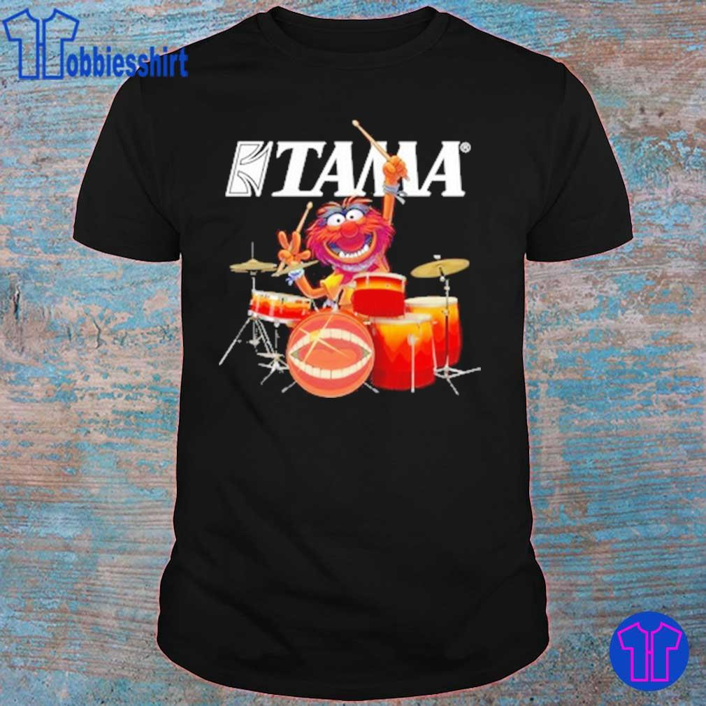 Muppet Drum Tama Shirt