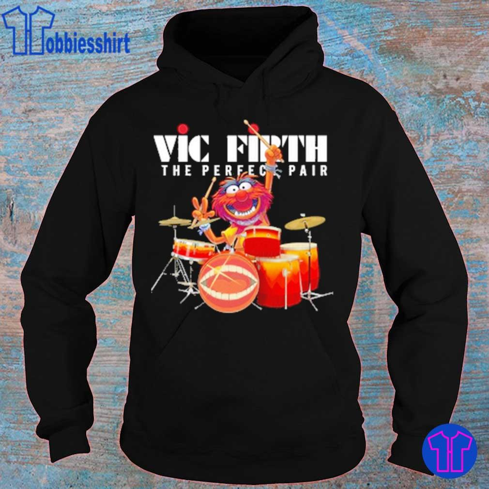 Muppet Drum Vic Firth The Perfect Pair Shirt hoodie