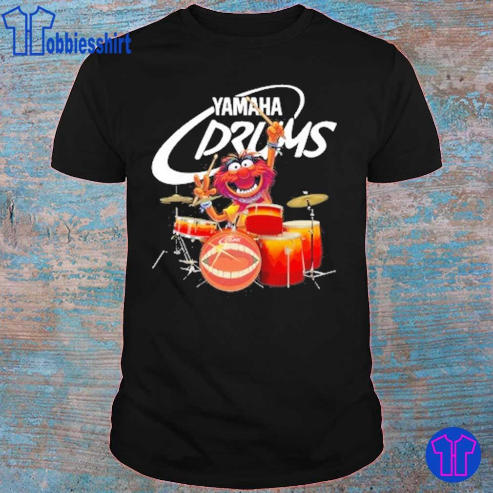 Muppet Yamaha Drums Shirt