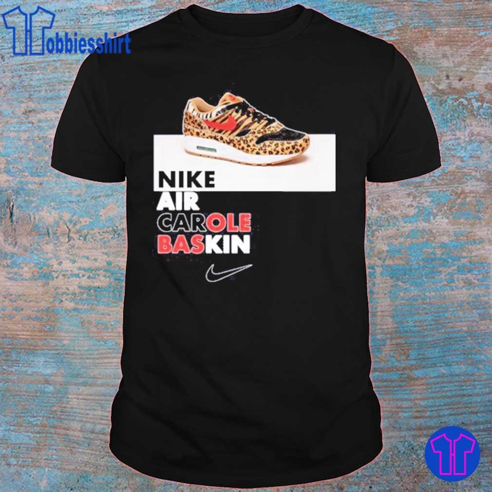 Nike Air Carole Baskin shirt