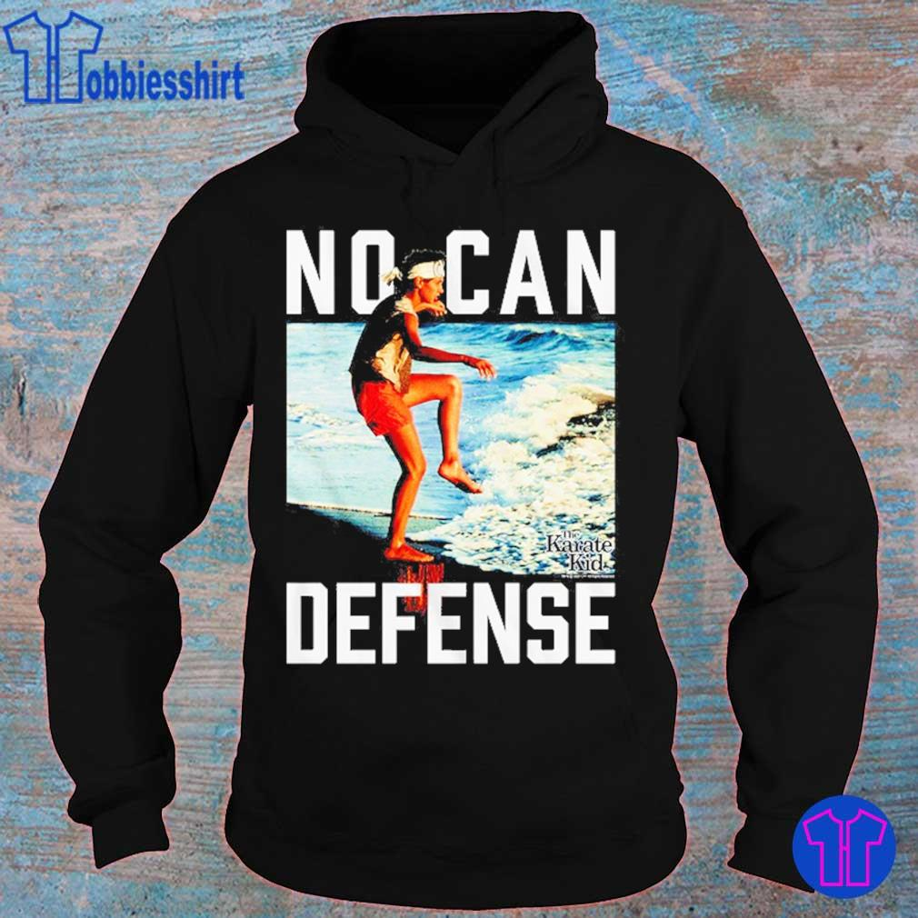 No Can Defense Karate Kid s hoodie
