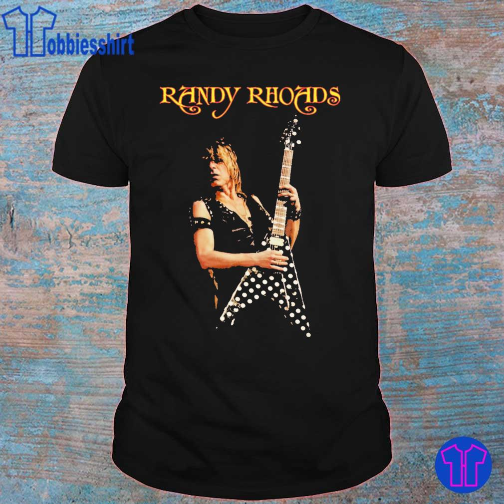 Randy Rhoads shirt