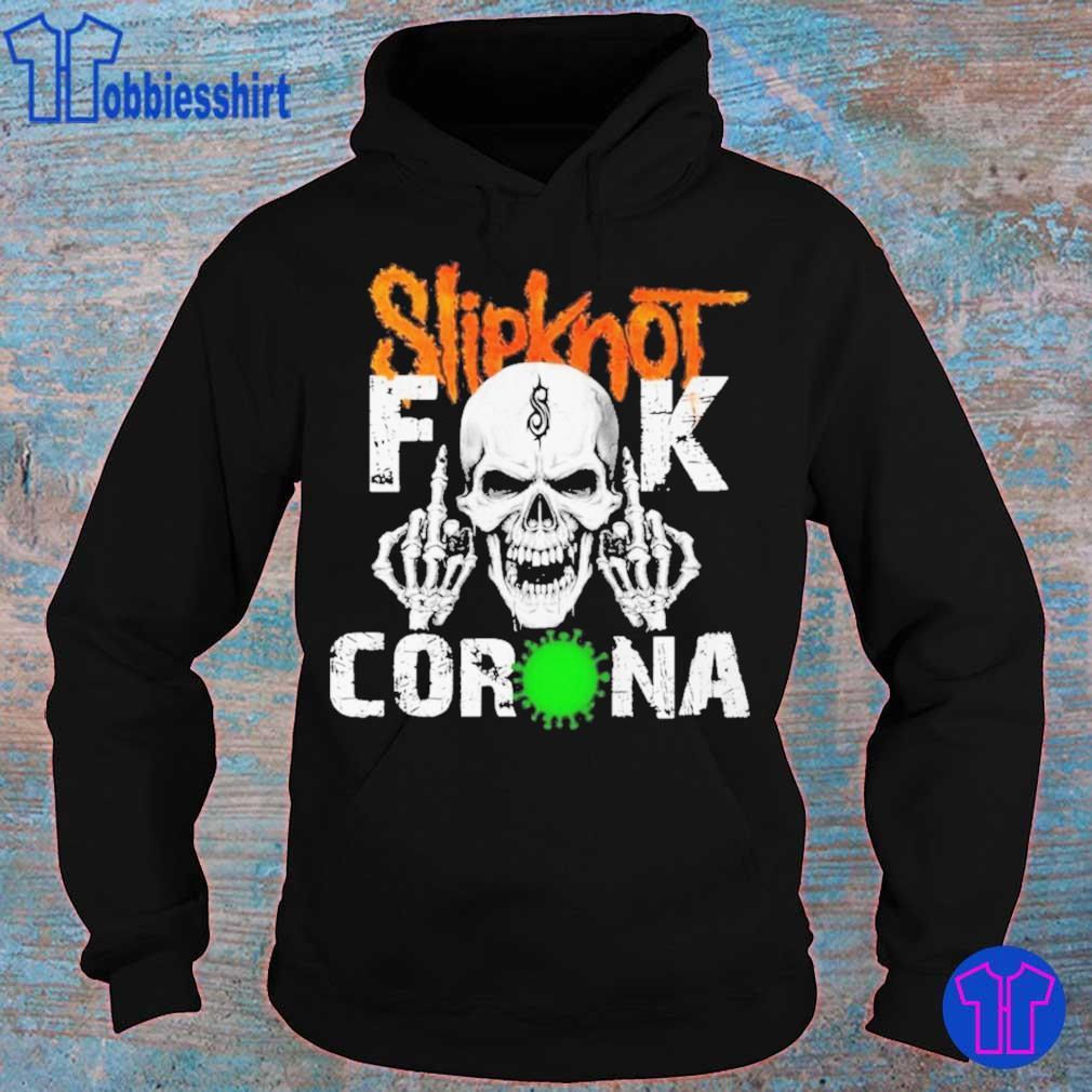 Smooffly Mens Slipknot Print Casual Crew Neck Short Sleeves T Shirts