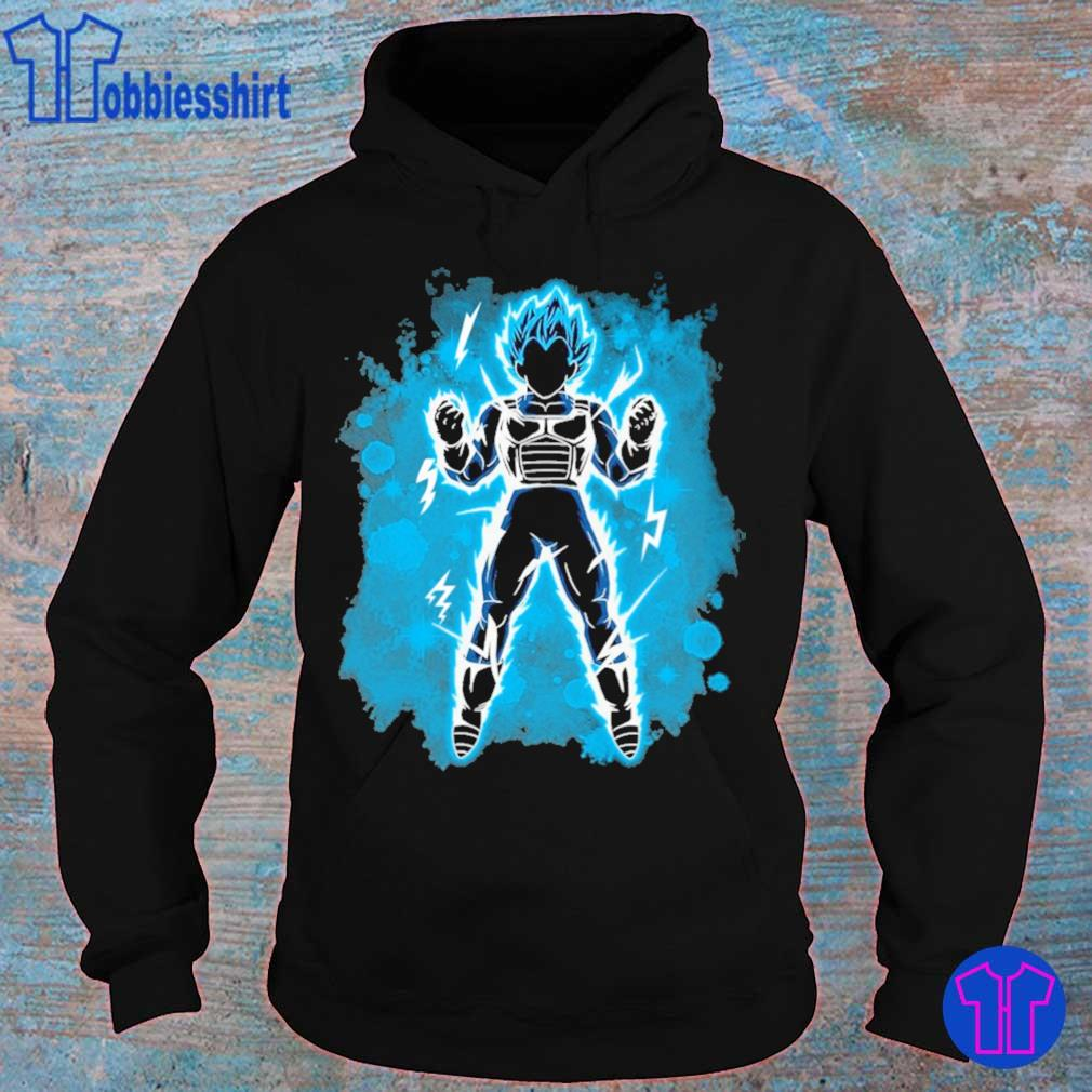 Vegeta Dragon Ball Super s hoodie