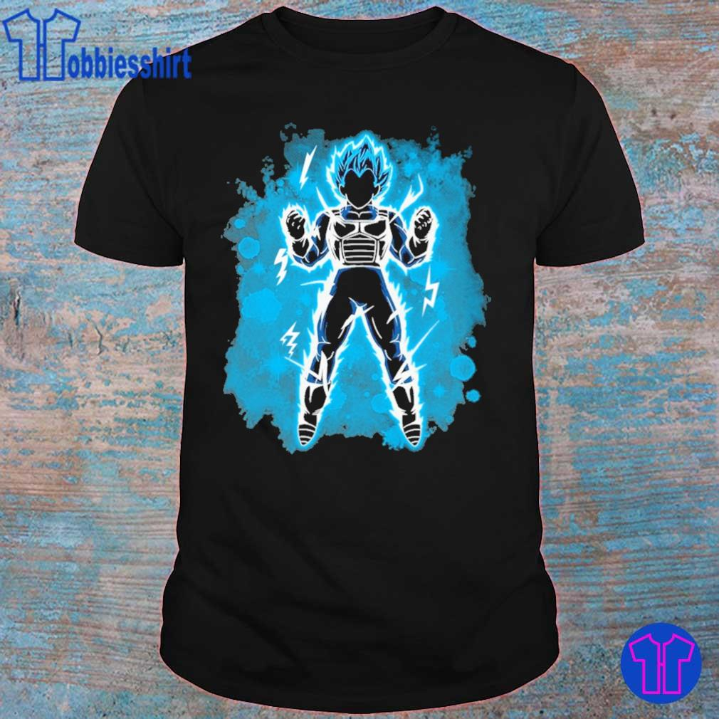 Vegeta Dragon Ball Super shirt