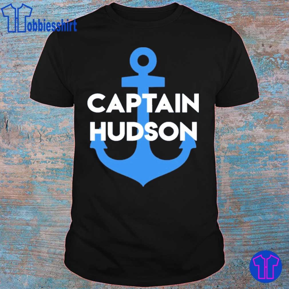 Captain hudson shirt