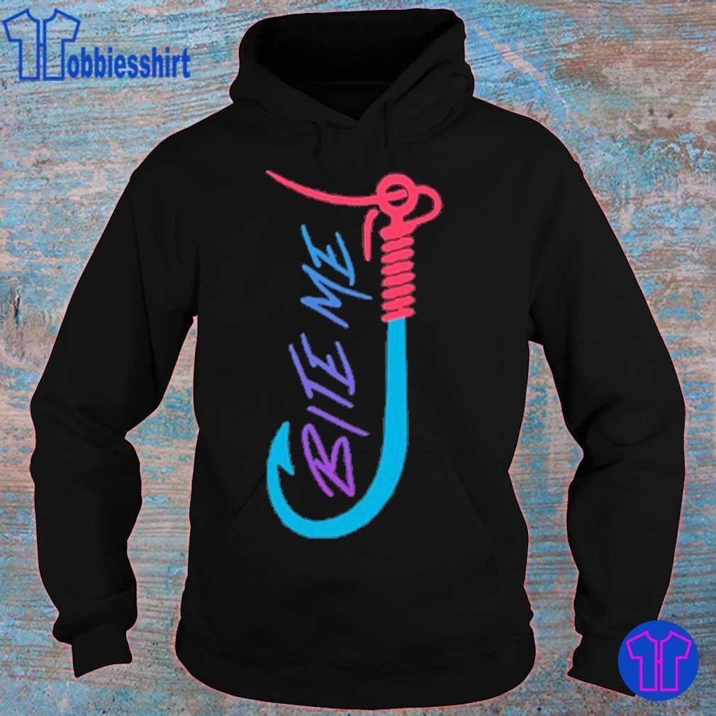 Hook Bite Me s hoodie