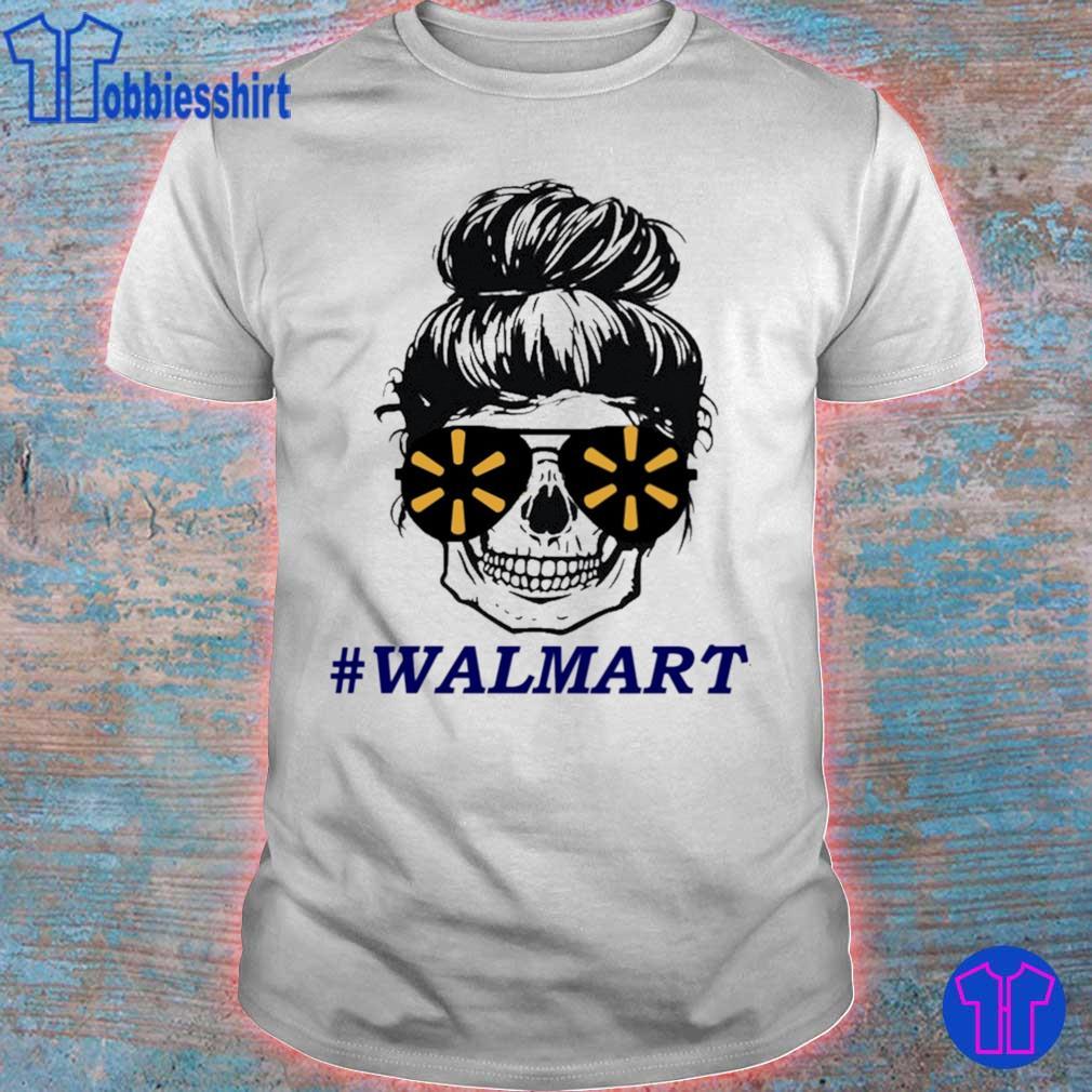 Mom life skull #Walmart shirt