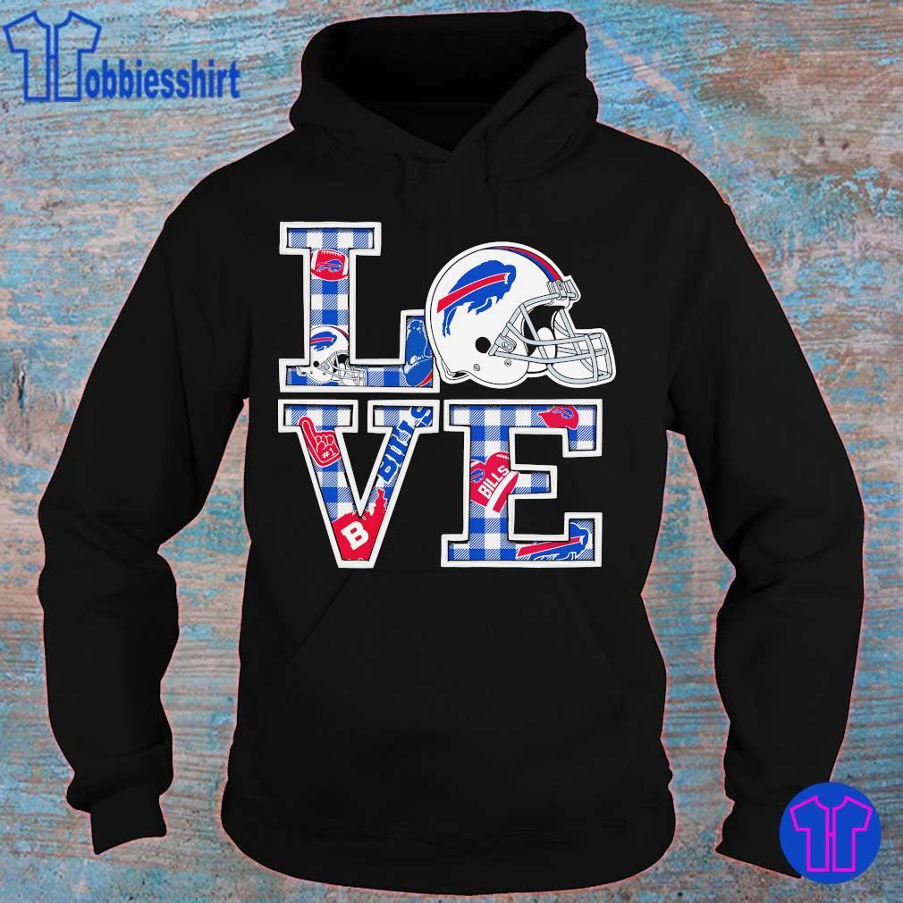 Buffalo Bills Love s hoodie