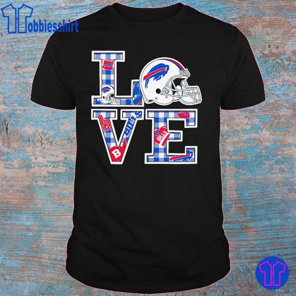Buffalo Bills Love shirt