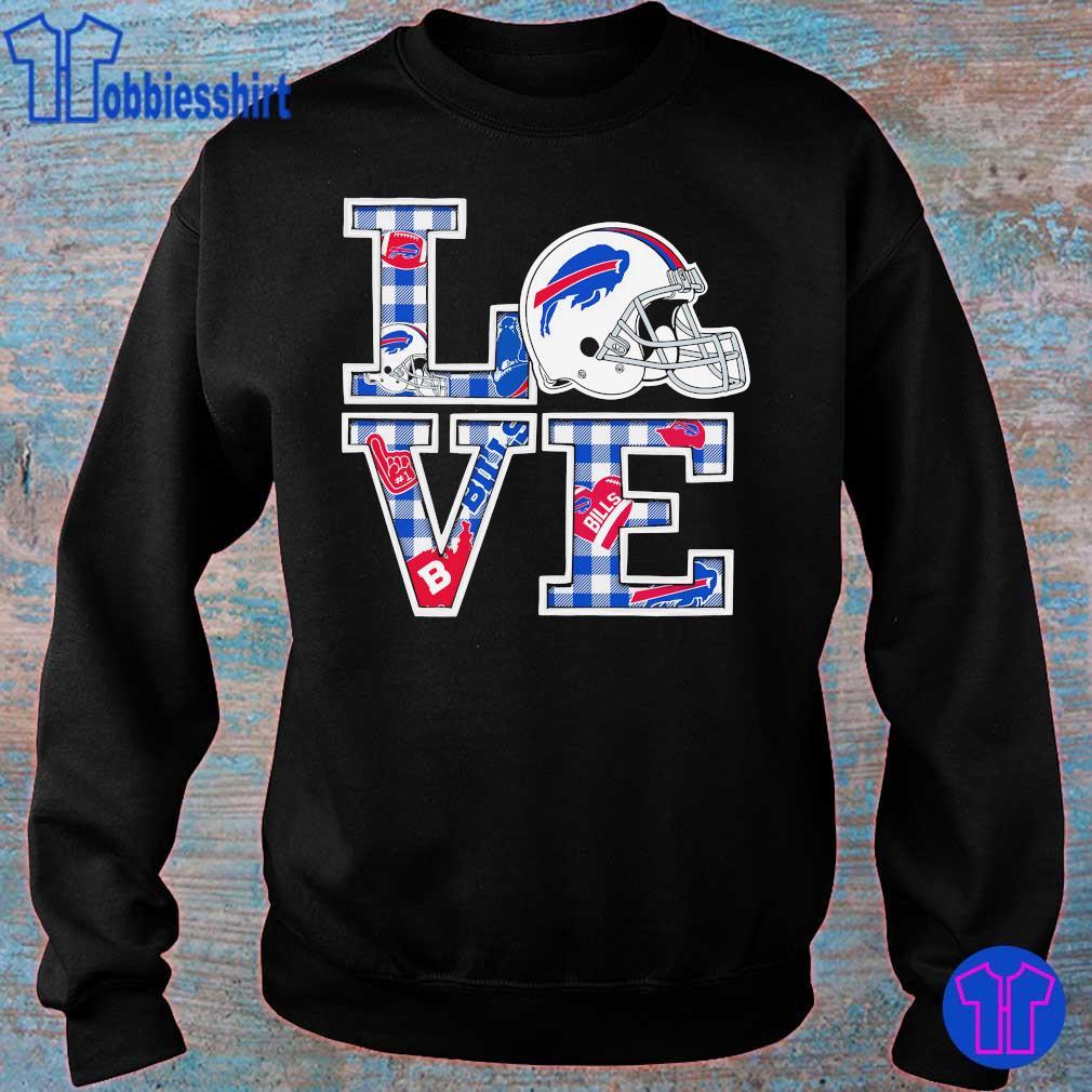 Buffalo Bills Love s sweater