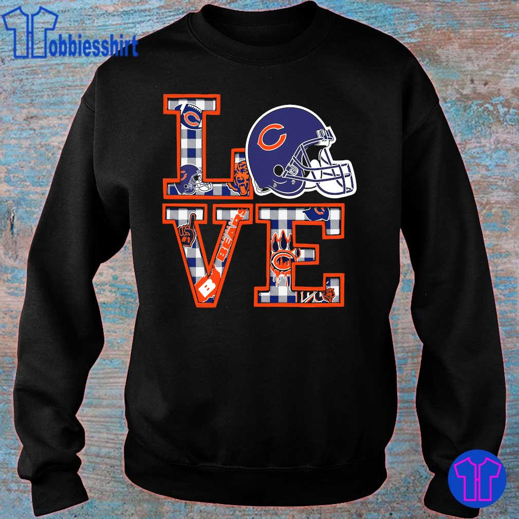 Chicago Bears Love s sweater