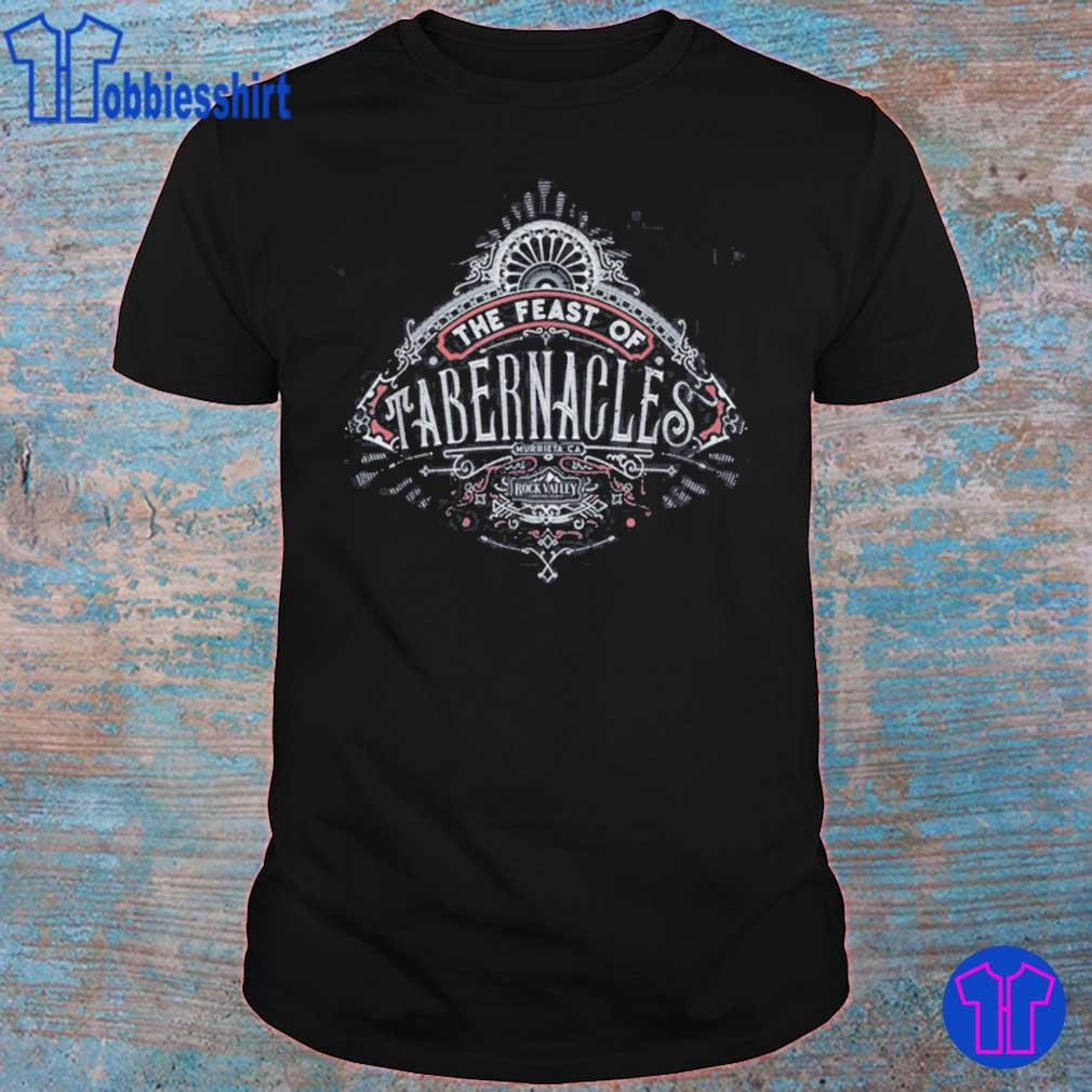 Feast of Tabernacles Rock Valley Christian Shirt