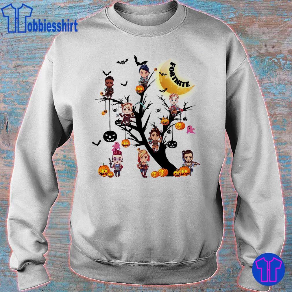 Fortnite Pumpkin Halloween s sweater