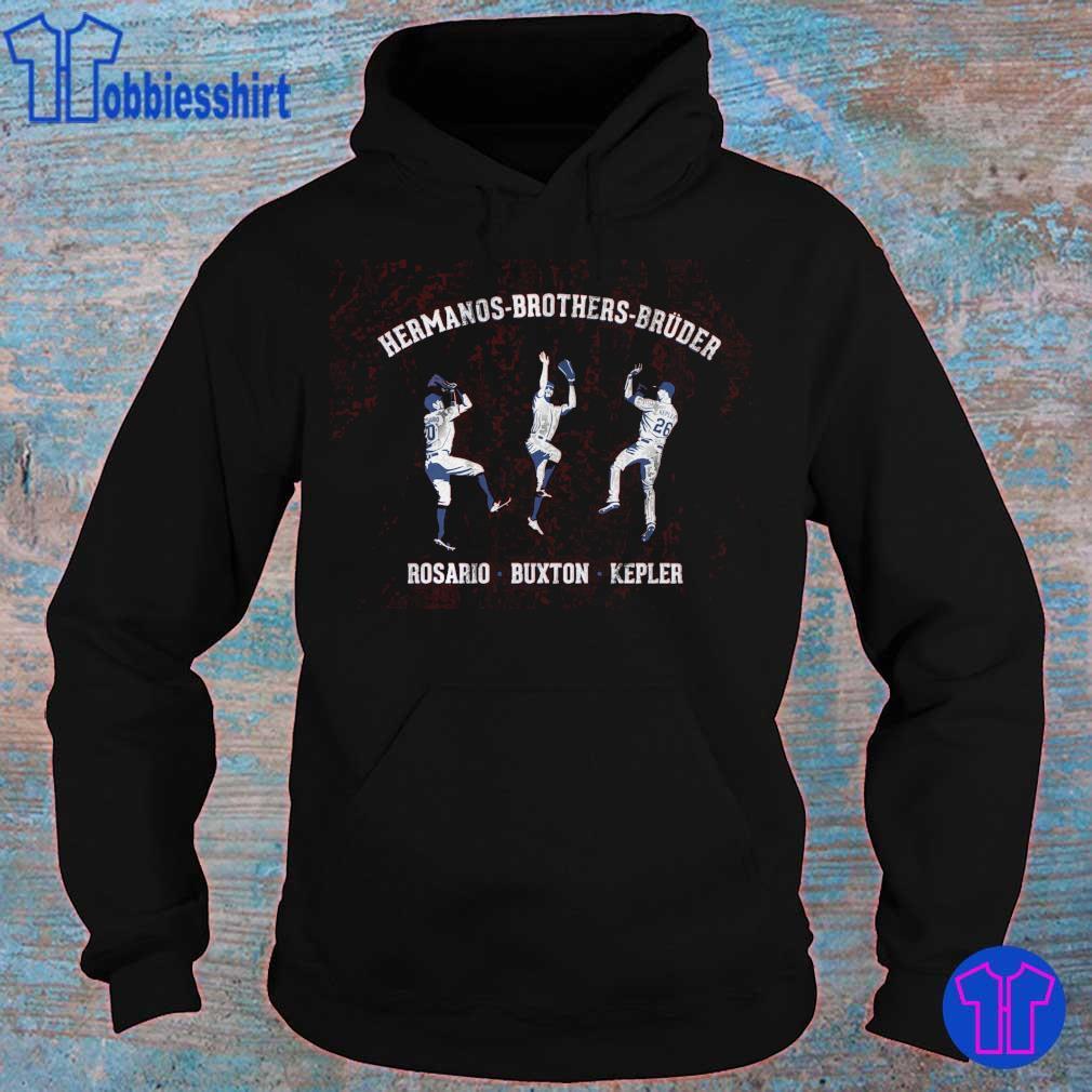 HERMANOS BROTHER BRÜDER s hoodie