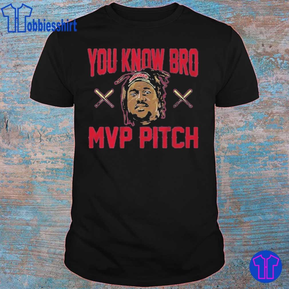 Jose Ramirez MVP Pitch Shirt