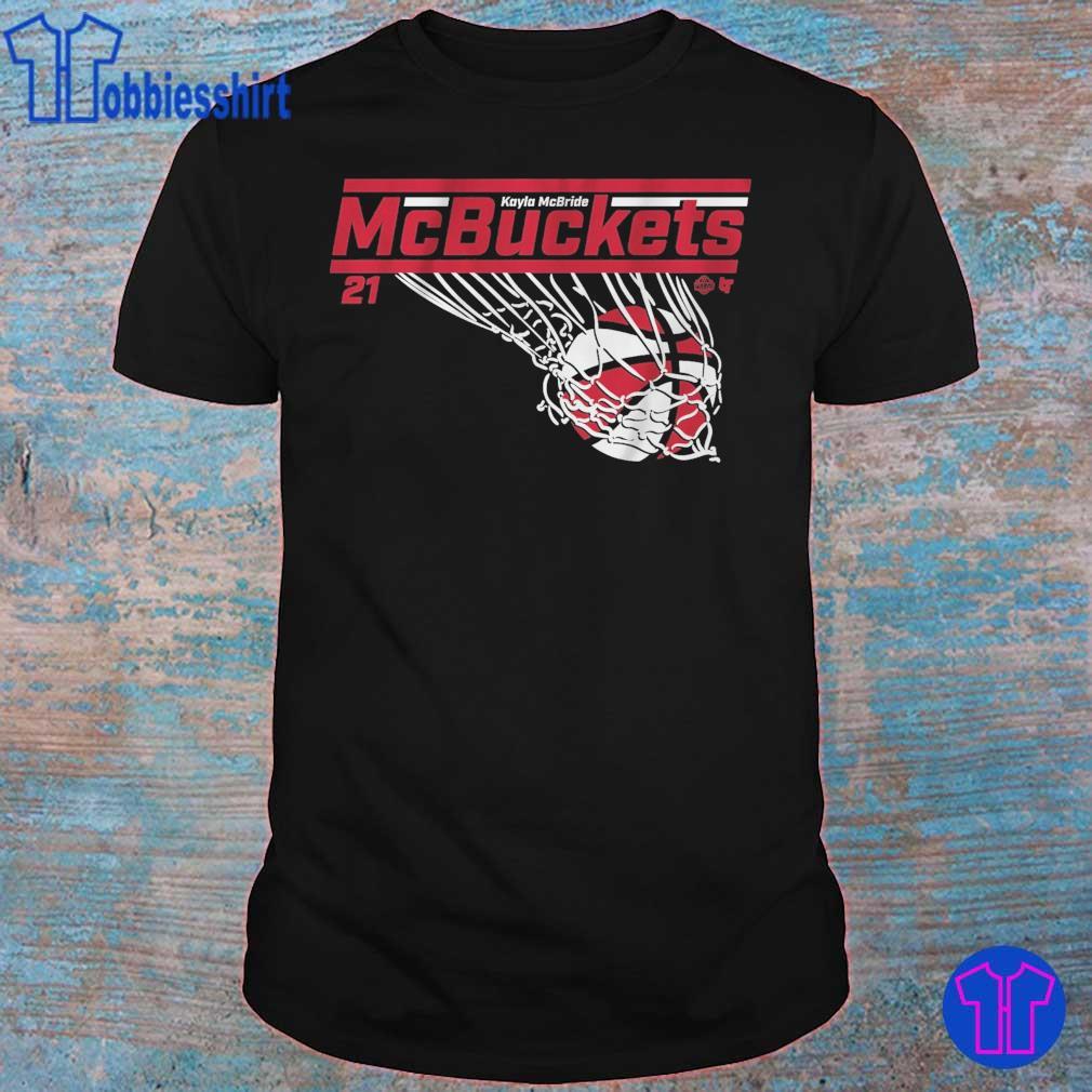MCBUCKETS shirt