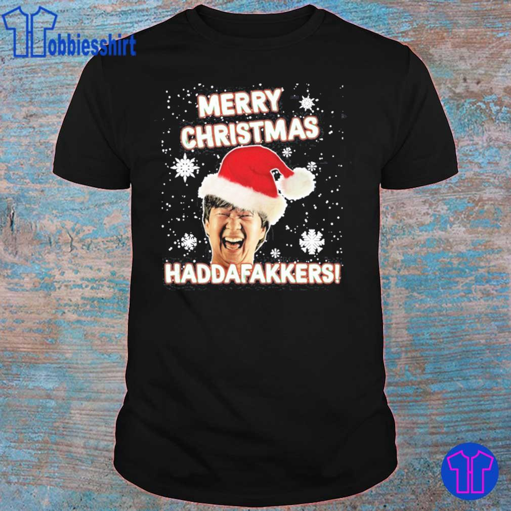 Mr Chow Merry Christmas Maddafakkers Shirt