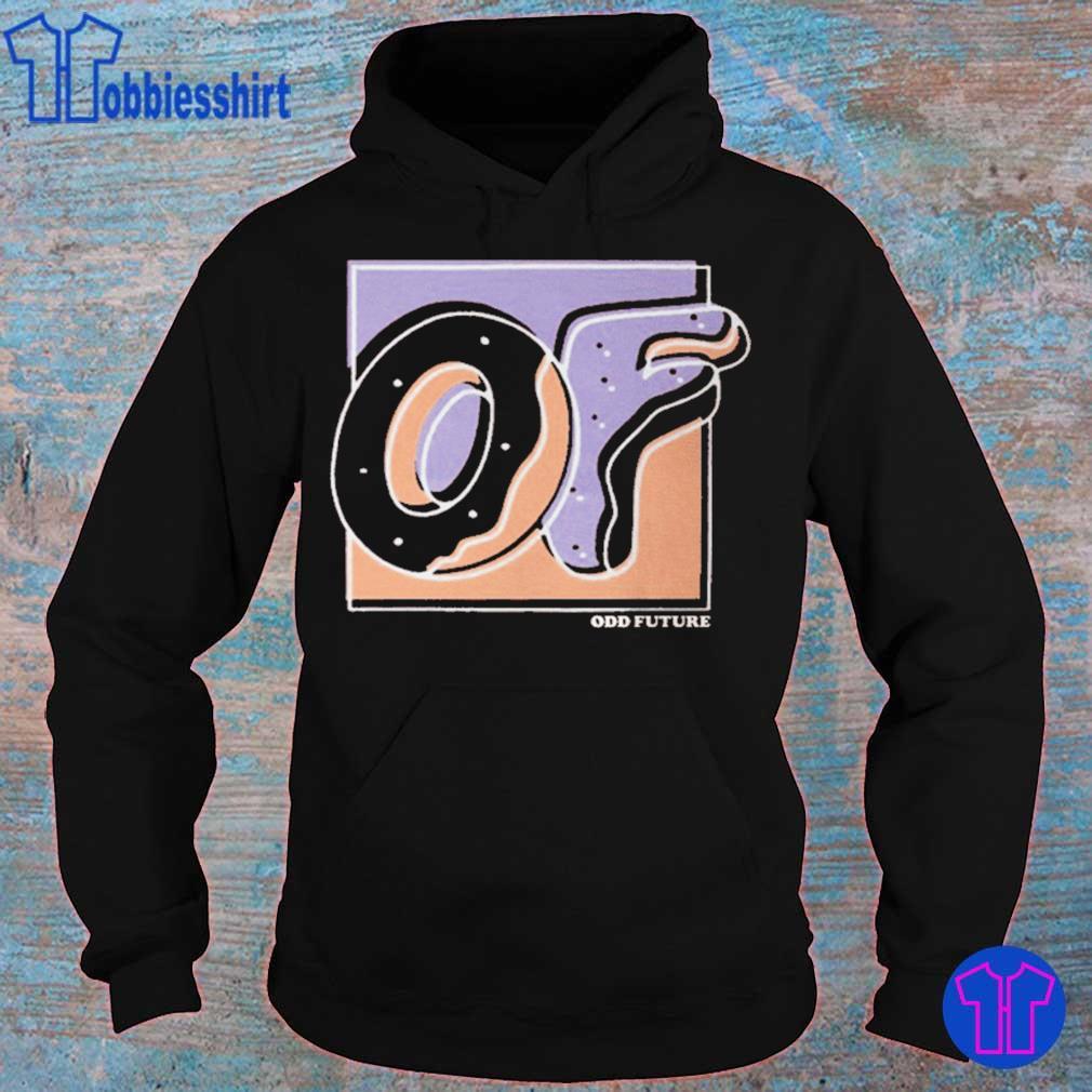ODD FUTURE MERCH OF POPPED SHIRT hoodie