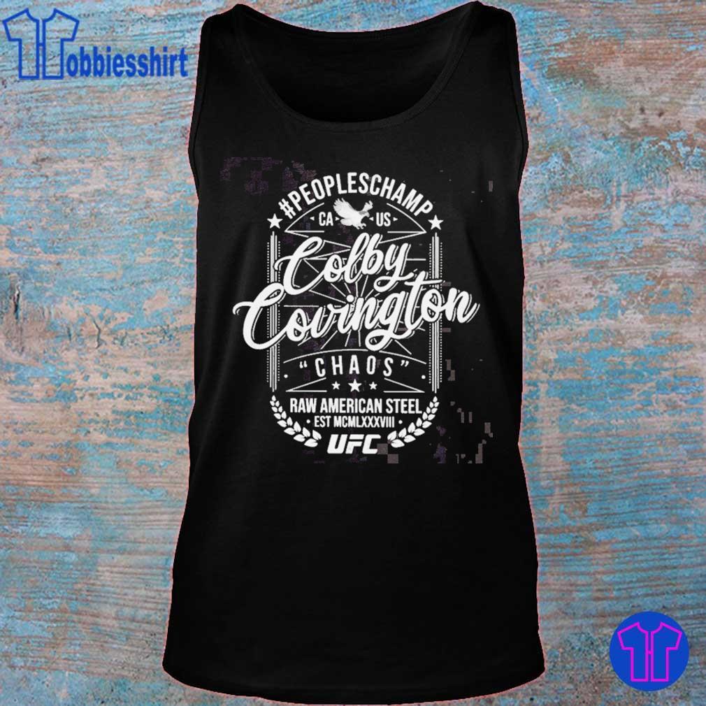 #Peopleschamp Colby Covington UFC Shirt tank top