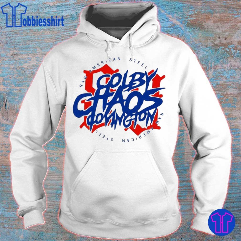 Raw American Steel Shirt hoodie